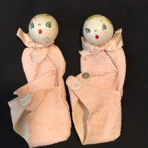 Vintage 1954 Little Goody Toy Shoes